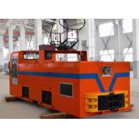 Buy cheap 10T Variable speed AC overhead line electric locomotive from wholesalers