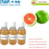 Buy cheap High Quality Fruit Aroma Concentrate Grape Fruit Flavor Diy E Juice from wholesalers