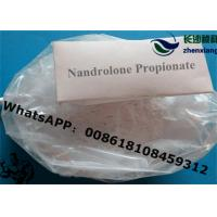 Buy cheap Big Muscle Gain Legal Anabolic Steroids Nandrolone propionate CAS 7207-92-3 product