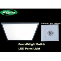 Buy cheap High Power Nature White 4500k LED Panel Lighting With Sound / Light Sensor from Wholesalers