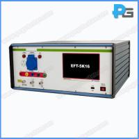 Buy cheap 5KV EFT Immunity Generator with 380V/16A CDN according to IEC61000-4-4 from wholesalers