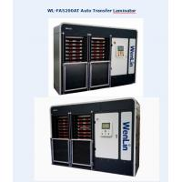 Buy cheap Automatic Transfer Material Function 7 Daylights PC / PET Card Fusing Machine 26KW 380V from wholesalers