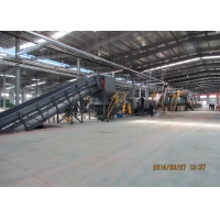 Buy cheap PET Bottle Recycling Line With Cutting Washing Plastic Waste Recycling Machine from wholesalers