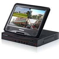 Buy cheap 1080P 4CH 3 IN 1 AHD DVR WITH 10.1 INCH LCD SCREEN from wholesalers