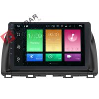 Buy cheap Rockchip PX5 Multimedia Car Dvd Player , Mazda Cx 5 Navigation System With 4G WIFI product