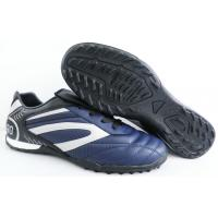 Buy cheap Men's Outdoor Soccer Cleats With Black / Red / Yellow For Hard Ground from wholesalers