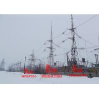 Buy cheap 750KV switchyead structure,750kV steel products tower from wholesalers