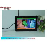 Buy cheap HD Smart Digital Signage Advertising Totem  , LCD Monitor Video Badge from wholesalers