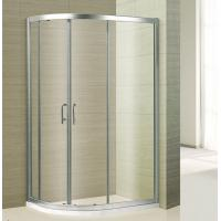 Buy cheap 6MM hot sale economic shower room shower cabin sliding doors from wholesalers