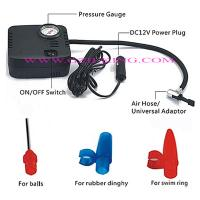 Buy cheap Tire Inflators for 12V Pocket Jump Starter from wholesalers
