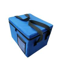 Buy cheap 8 PCM Cold Source Vaccine Cooler  Box With Super Thermal Insulation For 72 Hours from wholesalers