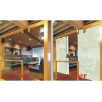 Buy cheap Switchable pdlc Glass, Privacy glass Glass,  smart glass, PDLC film glass, magic glass from wholesalers