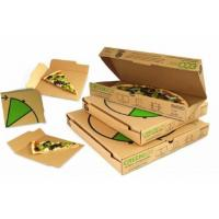 Buy cheap UV Coating Frozen Food Packaging Boxes Free Sample ISO14001 Approved product