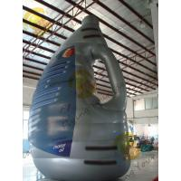 Buy cheap Oil Inflatable Branded Bottle , Waterproof Inflatable Promotional Products from wholesalers