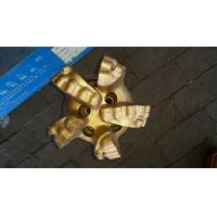 Buy cheap 8 3/4 222.3mm S422 /M422 API standard steel body PDC bit for oil/water well Chinese suppl from wholesalers