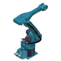 Buy cheap Teach Pendent Automatic Robotic Arm 56 Kg Self Weight Desktop Robot Arm product