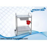 Buy cheap Removable Rust  - Proof Instrument Trolleys For Laboratories from wholesalers
