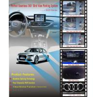 Buy cheap High Definition Car ReverseParkingSystem Security With Seamless 360 Degree Panoramic For Audi product