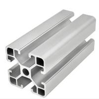 Buy cheap 6063 Anodised Building Industrial Extruded Aluminum Profiles For Automation CNC from wholesalers