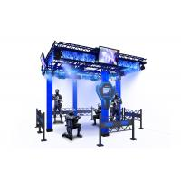 Buy cheap NINED Virtual Reality Amusement Park Multiplayers Fighting Gaming Machine Big Vr Space from wholesalers