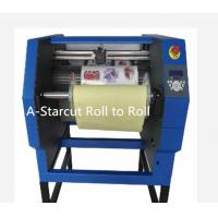 Buy cheap Roll To Roll Label Cutter Machine Digital Label Finisher No Die Cutting from wholesalers