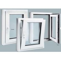 Buy cheap Tilt And Turn Sash Custom Aluminium Windows Wind Resistance With Nice Appearance from wholesalers