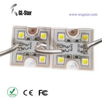 Quality 4 pcs  5050 waterproof  led module with DC 12V, wholesale price for sale
