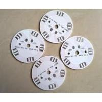 Buy cheap Black / White Round High Power LED Aluminum Base Metal Core PCB Board from wholesalers