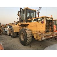 Buy cheap Original paint Used CAT Wheel Loader 950F Made in japan engine power 180hp product