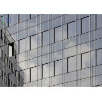 Buy cheap Wind Pressure Thermal Break Aluminium Curtain Wall With High heat Resistance from wholesalers
