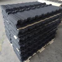 Buy cheap Modern Nosen / Flat / Roman Stone Coated Roof Tiles for Villas / Townhouses from wholesalers