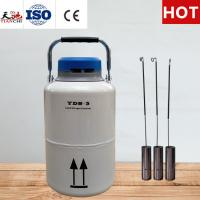 Buy cheap TIANCHI Stem cell liquid nitrogen tank YDS-3L container Price from wholesalers