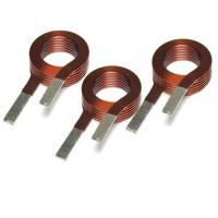 Buy cheap Rectangular / Flat Magnet Wire , Enamelled Winding Wire Conductor Thickness 0.020mm product