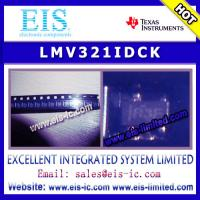 Quality LMV321IDCK - TI - LOW-VOLTAGE RAIL-TO-RAIL OUTPUT OPERATIONAL AMPLIFIERS for sale
