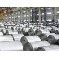 Buy cheap SPCC Bright Silver Galvalume Steel Coil For Construction Materials from wholesalers