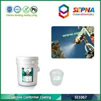 Buy cheap Quality Solvent Free Silicone Conformal Coating for PCB protection SI1067 from wholesalers