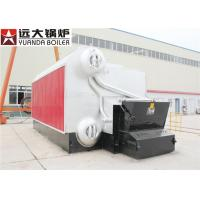 Biomass Wood Pellet Steam Boiler Water Tube Automatic Running SGS Certification
