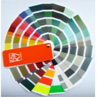 Buy cheap Metal color code ral classic color card K7 color chart ral color fandeck colour chart from wholesalers