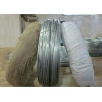 Buy cheap Q195 20 Gauge 21 Gauge Carbon Steel Wire Electric Galvanized Steel Iron from wholesalers