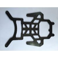 Buy cheap High Strength Carbon Fiber 4WD mini car part from wholesalers
