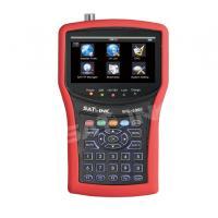 Buy cheap 4.3 inch WS 6960 Satlink Satellite Finder Meter ,  DVB satellite finder product