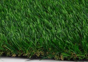 Buy cheap Outdoor UV Protection Faux Green Diamond Synthetic Turf product