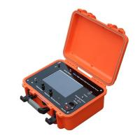 Buy cheap High Voltage Power Cable Fault Locator Portable One Body Trolley Structure from wholesalers