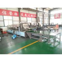 Buy cheap 900x500-6N Automatic Carton Box Partition Assembler / Corrugated Carton Making Machine from wholesalers