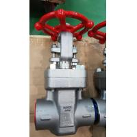 Buy cheap Forged NPT Wedge Gate Valve Threads Ends Connection With Compact Structure from wholesalers