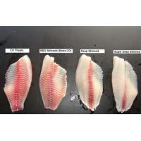 Buy cheap tilapia fillets (General specification) from wholesalers
