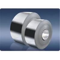 Buy cheap 310S Thin Cold Rolled Strip With Brushed Stainless Steel Finish from wholesalers