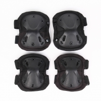 Buy cheap Wholesale Lightweight Protective Hot sale TPU Military Safety Tactical Knee Pad For Army knee pads and elbow pads from wholesalers