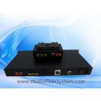 Buy cheap remotecontrolbroadcast camera systems with studio camera fiber adaptor and optic base station for live link from wholesalers