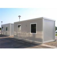 Buy cheap Steel Door Flat Pack Container House , Single Container House For Sentry Box from wholesalers